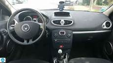 achat renault clio iii phase 2 dynamique tce 2010 d