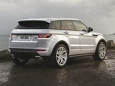 2018 Land Rover Range Rover Evoque Price Photos