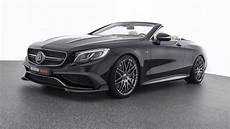 Brabus Rocket 900 Is Now The World S Fastest 4 Seat Cabriolet