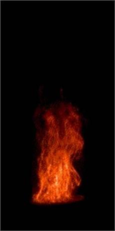 57 Gambar Animasi Bergerak Api