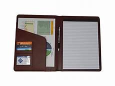 professional business padfolio portfolio case organizer resume interview folder synthetic
