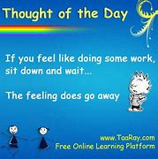 Image result for Humorous Thought for the Day