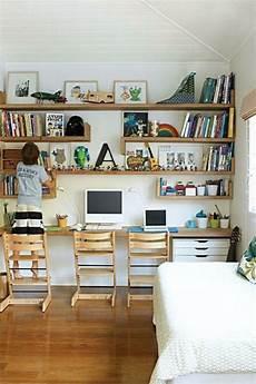 Bücherregal Kinderzimmer Selber Bauen - schreibtisch selber bauen ideen viele regale aus holz