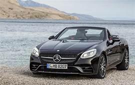 2016 Mercedes Benz SLC & 43 AMG Revealed New SLK