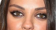 Mila Kunis Augen Exactly How To Apply Eyeliner Like Mila Kunis