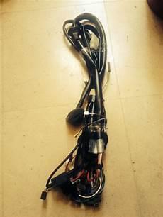 Faisceau Electrique Principal R75 7 Pi 232 Ce D Origine Bmw