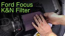 2012 ford focus k n filter