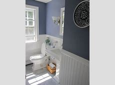 simple.beautiful.home: Half Bath Redo