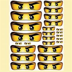Ninjago Malvorlagen Augen Pdf Instant Ninjago 5 Sizes For Balloon By