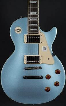 epiphone les paul pelham blue epiphone les paul standard pelham blue guitars