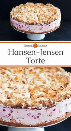 Hansen Torte Rezept In 2019 Rezepte Recipes