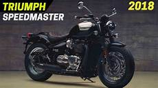 2018 Triumph Bonneville Speedmaster More Horsepower And