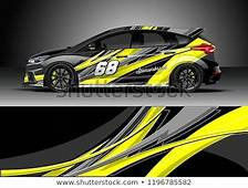 Find Car Wrap Design Vector Graphic Abstract Stripe