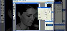 how to convert a color image to black and white in