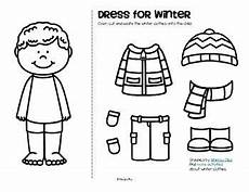 winter clothes worksheets 19966 winter clothes dress boy and free winter theme winter winter winter dresses