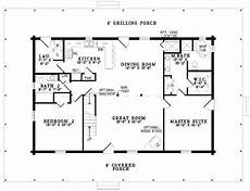 new one story two bedroom house plans new home plans design