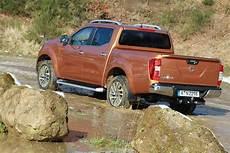 Test Des Nissan Navara Umfassende Weiterentwicklung Des