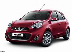 2018 Nissan Micra Launched With New Features Team Bhp