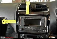 android unit in my vw polo gt tsi team bhp