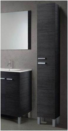 koncept narrow bathroom cupboard storage cabinet soft