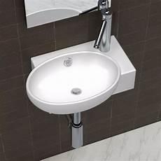 Keramik Waschbecken Bad - ceramic sink basin faucet overflow bathroom white