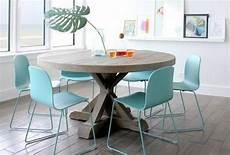 table de salle à manger ronde avec rallonge table ronde ou table rectangulaire d 233 co a lire sur