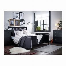 Bedroom Ideas Black Bed Frame by Bed Frame Hemnes Black Brown Master Bedroom Design