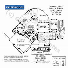 achasta house plan 08103 garrell associates inc in