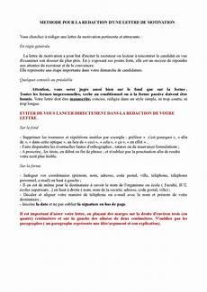Lpis Cordees Tutorat Redaction D Une Lettre De Motivation