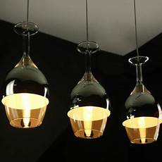 suspension pour bar modern bar glass cup for chandeliers suspended lighting