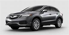 what are the 2017 acura rdx paint color options