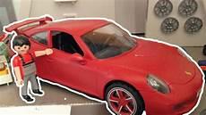 Playmobil Porsche Voiture