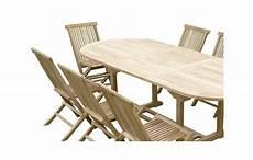 table et chaise de jardin plastique table de jardin ovale avec rallonge en teck massif 8 chaises
