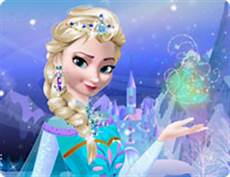 elsa frozen real haircuts games