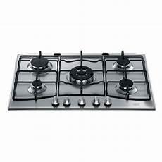 plaque de cuisson gaz 5 feux inox les ustensiles de cuisine