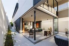 blur the boundaries with inside outside living inside outside living underpins the design of this perth