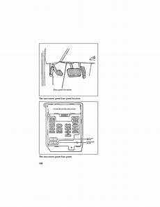 1997 ford thunderbird fuse diagram i a 1997 ford thunderbird and i can not get it in gear