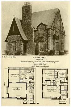 small brick house plans 1927 brick houses the marian okay i had to pin this