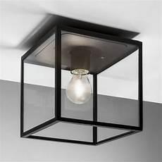 astro lighting 7389 box black exterior ceiling light