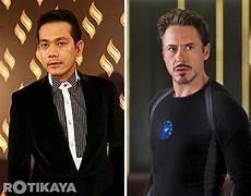 Rosyam Nor Sebagai Tony Stark Aka Iron The