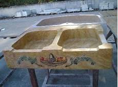 evier en marbre jaune vaucluse avignon isle sur la