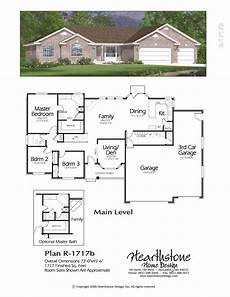 rambler ranch house plans r 1717b new house plans ranch house plans rambler
