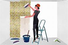 comment poser un papier peint intiss 233 pour