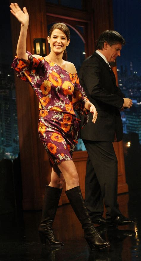 Cobie Smulders Mr Skin