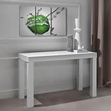 console design pas cher console extensible contemporaine nouvo meuble
