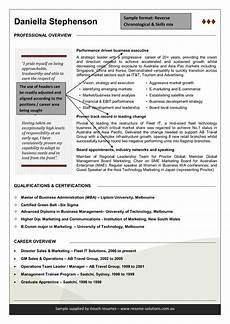 professional resume format australia cv template standard professional format