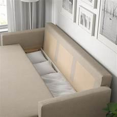 divano friheten friheten divano letto a 3 posti hyllie beige ikea