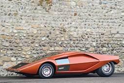 Lancia Stratos Zero  エキゾチックカー、高級車、ランチアストラトス