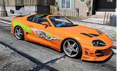 Fast And Furious Toyota Supra Livery Gta5 Mods
