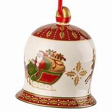 badmöbel villeroy boch villeroy and boch porcelain bell ornament 2018 silver
